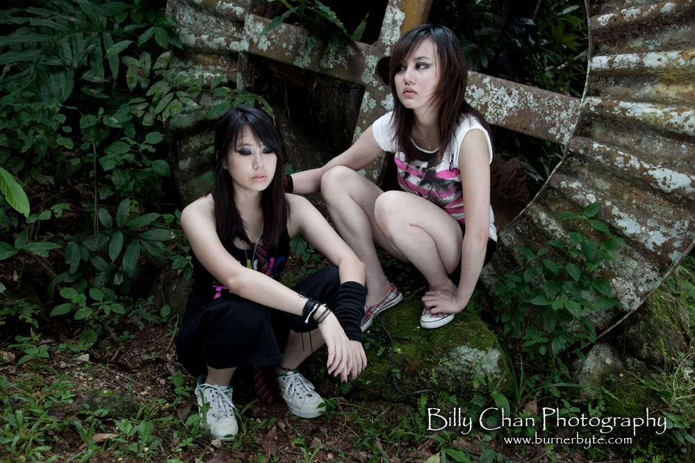 Emo Punk with Quin and Jolin