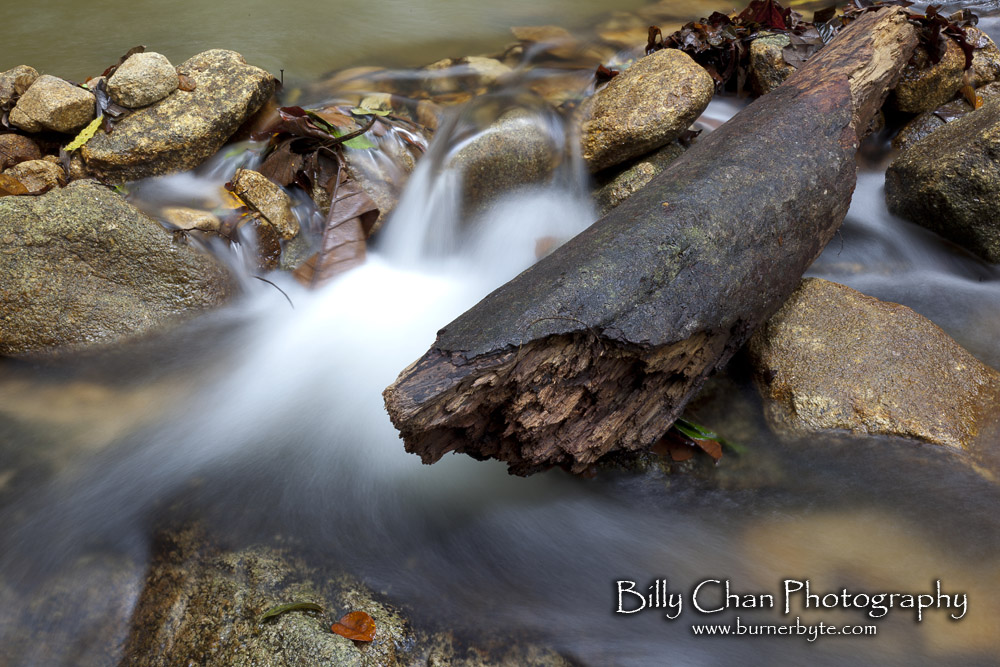 Slow Shutter Waterfall Photography