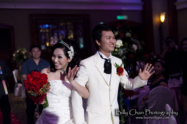 Sze Yin & Boon Long Wedding Dinner