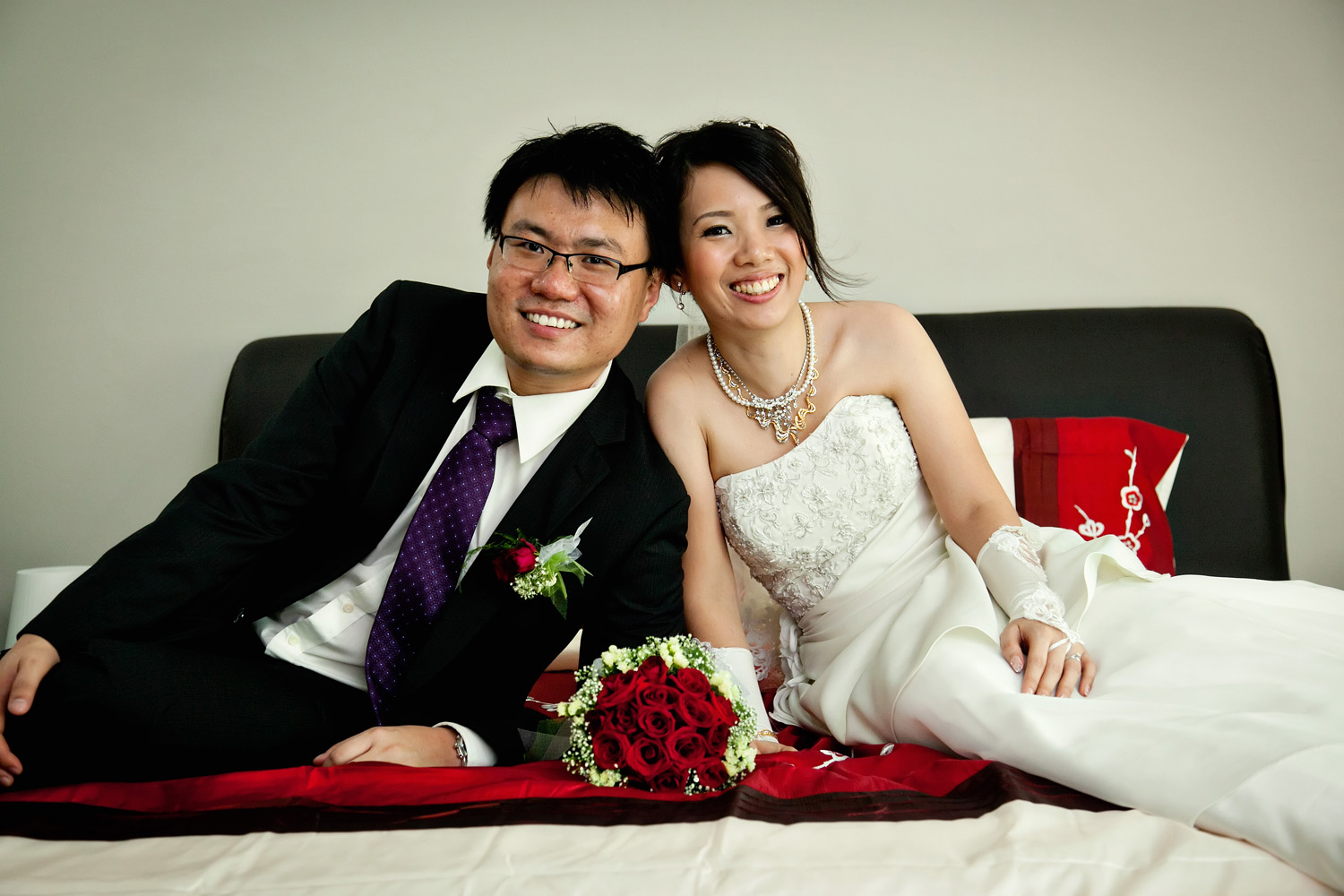 Giap Yong & Ming Hooi Wedding