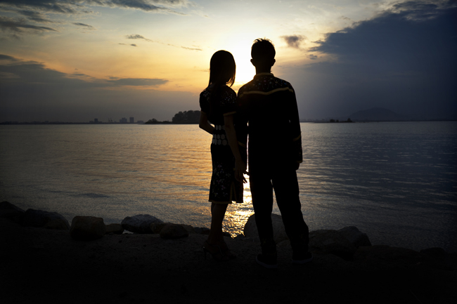 Kelvin and Bibie Pre-Wedding