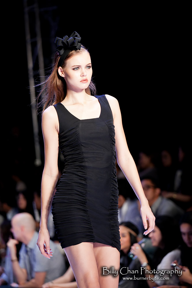 fashion  MIFW 2011   QUIN