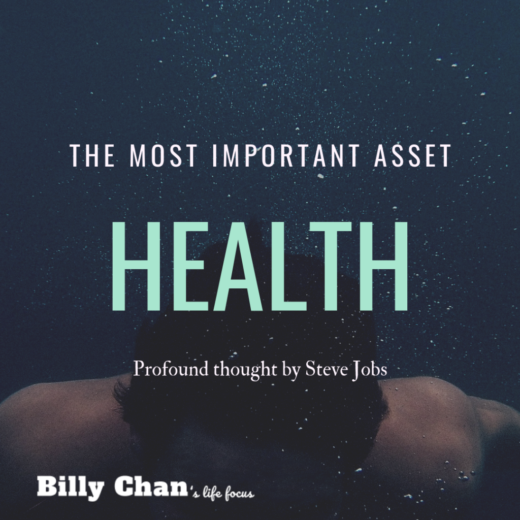 HEALTH by Billy Chan